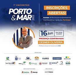 1° ENCONTRO PORTO E MAR 2021