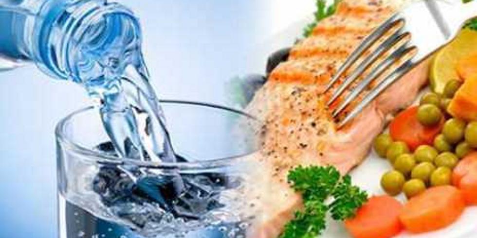 ÁGUA E NUTRIÇÃO EM TEMPOS DE DISTANCIAMENTO SOCIAL E COVID-19