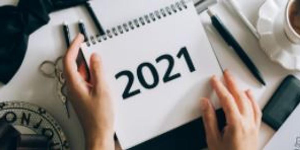 BYE BYE 2020:  O QUE ESPERAR DE 2021?