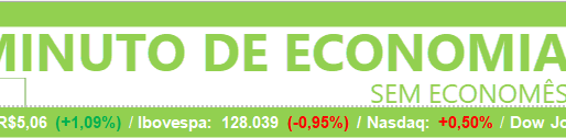 MINUTO DE ECONOMIA