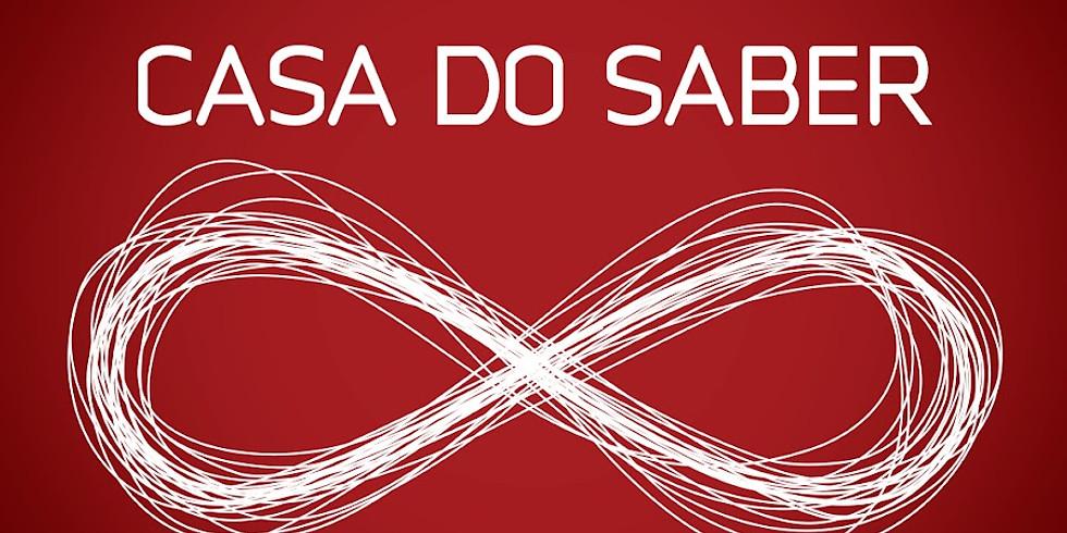 """Live Casa do Saber – """"Problemas econômicos e sociais advindos da COVID-19, Saneamento e cuidados"""""""