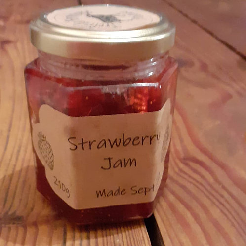 Jam and Marmalade; Various Flavours