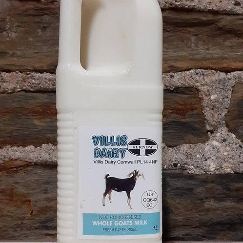 Goat Milk:1 litre