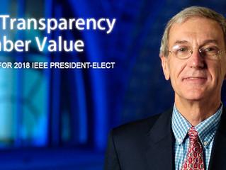 2017 IEEE Election Has Begun