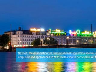 EMNLP 2017: Best Short Paper Award