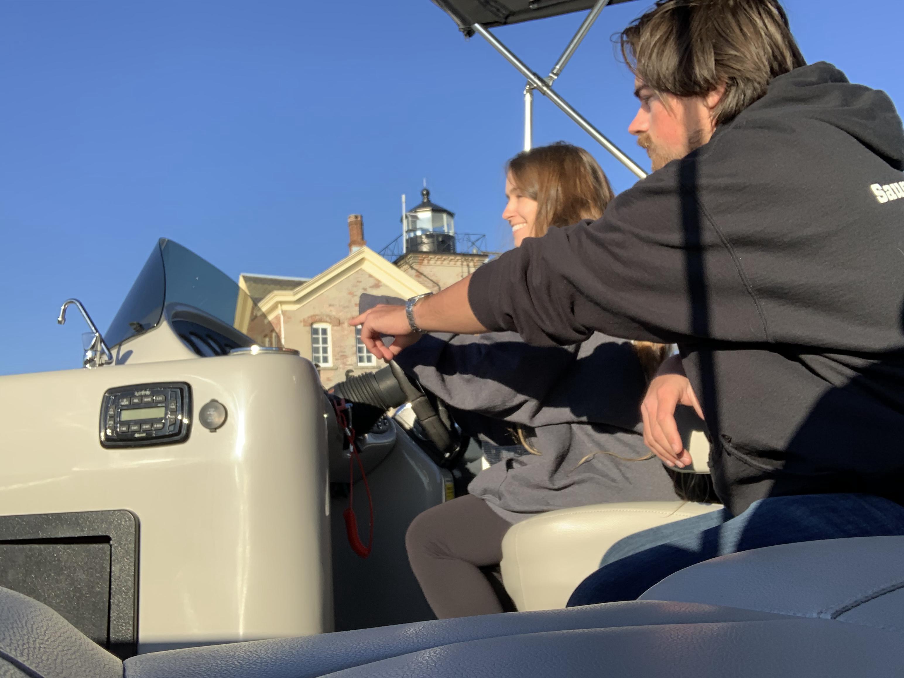 2 Hour Boating Instruction