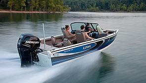 Lowe Boats Powerboat Sales