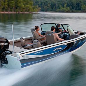 Powerboat Rentals