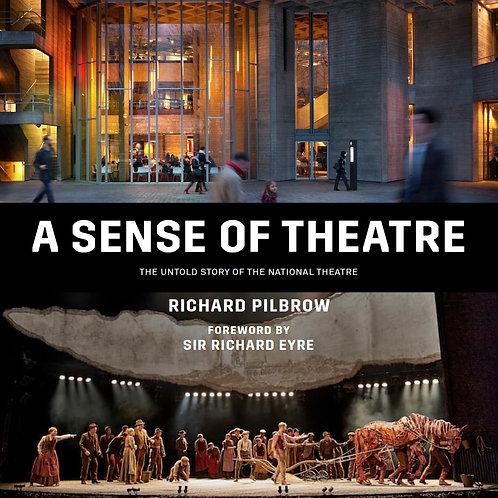 A Sense of Theatre (hardback)