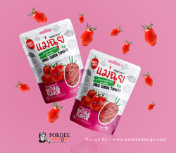 Plastic Pouch Packaging MockUp-22