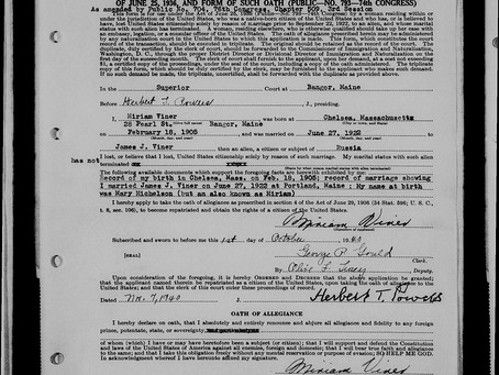 That Time My Great-Aunt Lost Her U.S. Citizenship