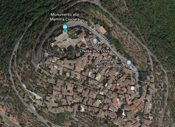 Google Earth Italy