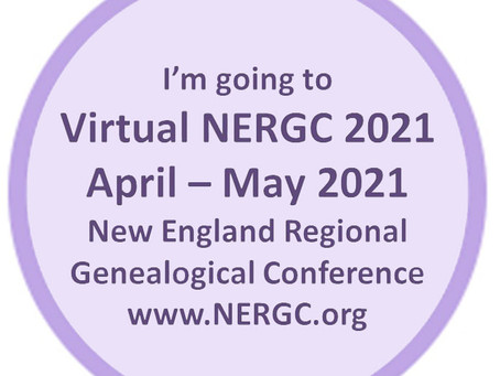 There's Still Time to Register for NERGC 2021!