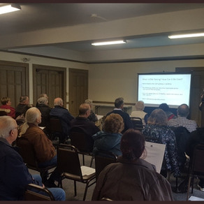 Presentation at the American-French Genealogical Society