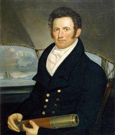 John Howland portrait