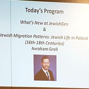 JewishGen at JGS of Greater Boston