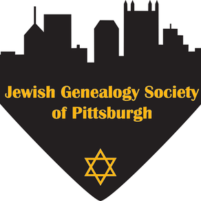Speaking at the Jewish Genealogical Society of Pittsburgh This SUNDAY!