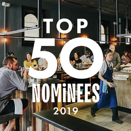 HOLY MACKEREL!! BON APPÉTIT 50 BEST NEW RESTAURANT 2019