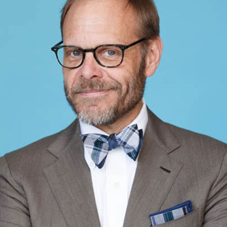 ALTON BROWN IS A LIFER
