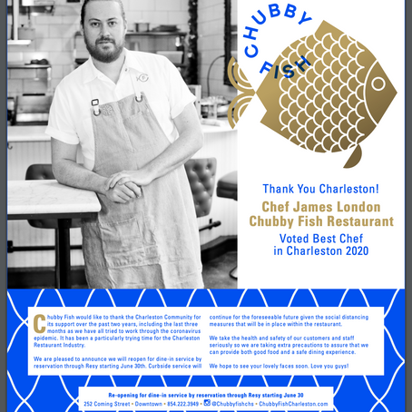 @chascitypaper Best Chef 2020