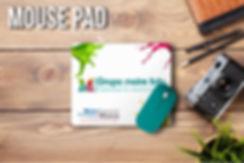 Mouse pad publicitario impreso