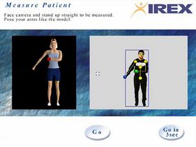 GestureTek Health의 IREX