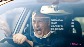 Affectiva, 차량용 감정측정 소프트웨어 발표