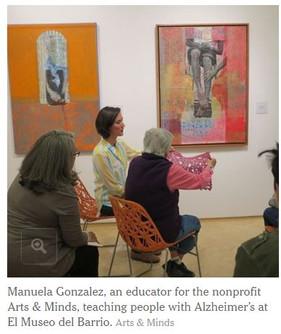 Tisch 재단, 정신건강 예술 프로그램에 1천만 달러 기부