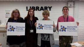 치매 친화적 도서관 (Dementia friendly library)