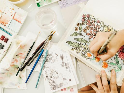 Art Therapy - Sử Dụng Nghệ Thuật Để Chữa Lành Như Thế Nào? Lịch Sử, Ứng Dụng & Đào Tạo Ở Đâu?