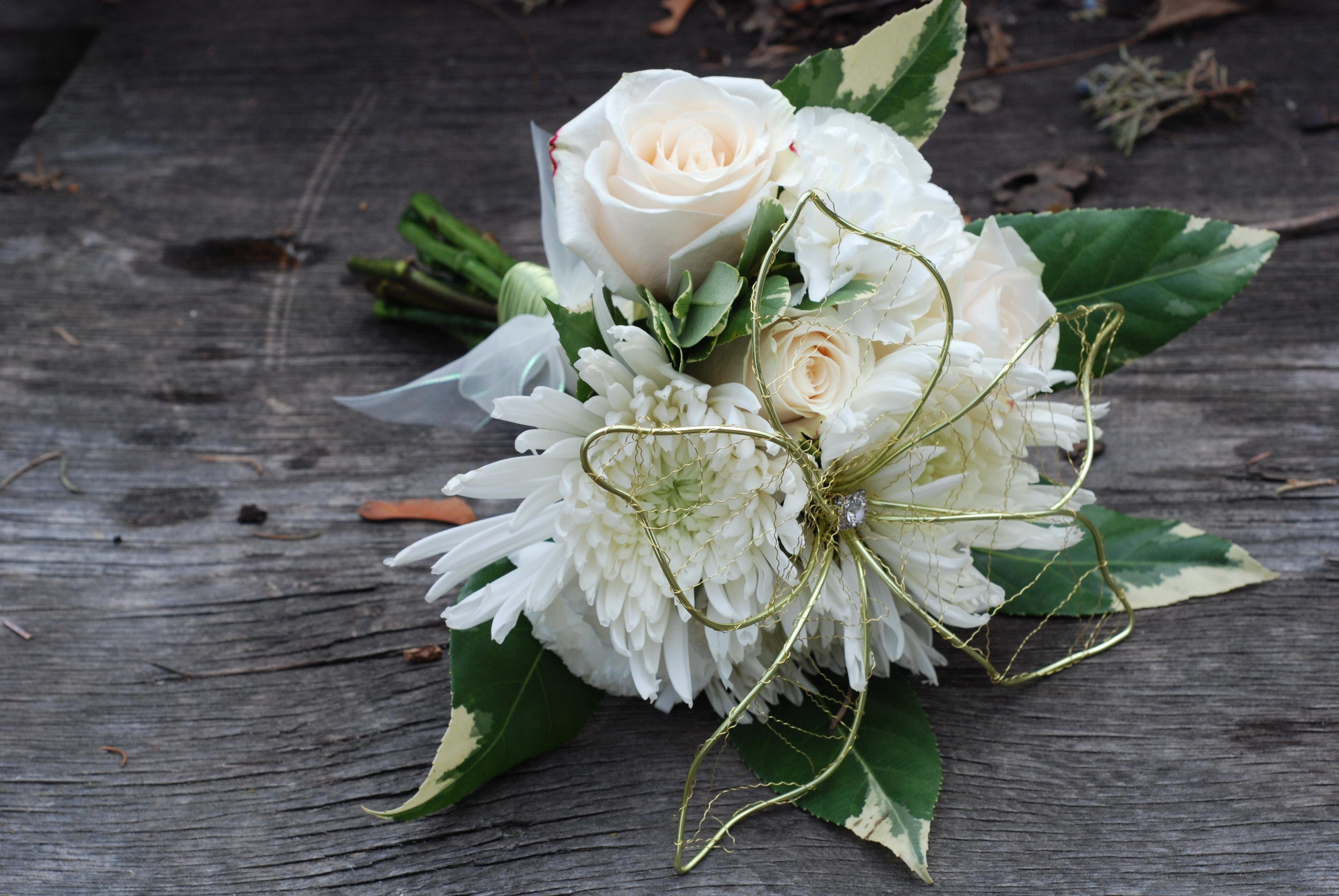 Wire Work Bouquet