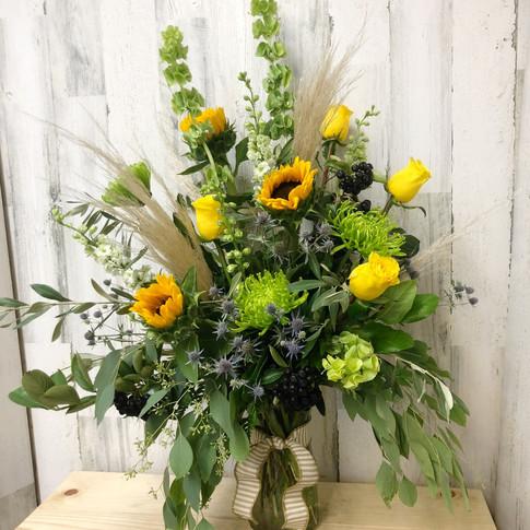 Summer Texture Vase