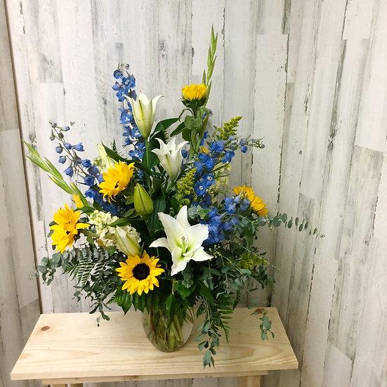 $75 Fresh Designer's Choice Bouquet