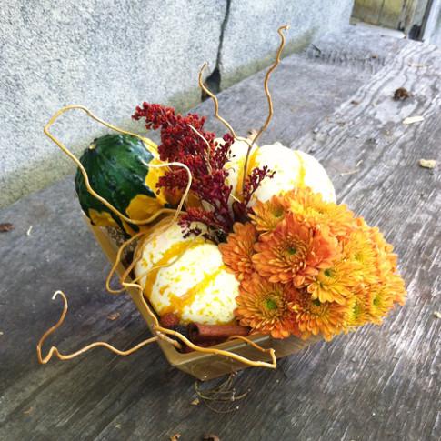 Gourd Centerpiece