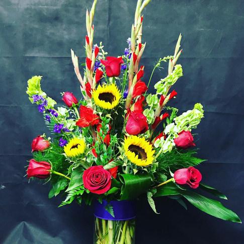 Sizzling Summer Bouquet