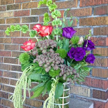 Mixed Textures Bouquet