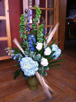 Wheat Vase