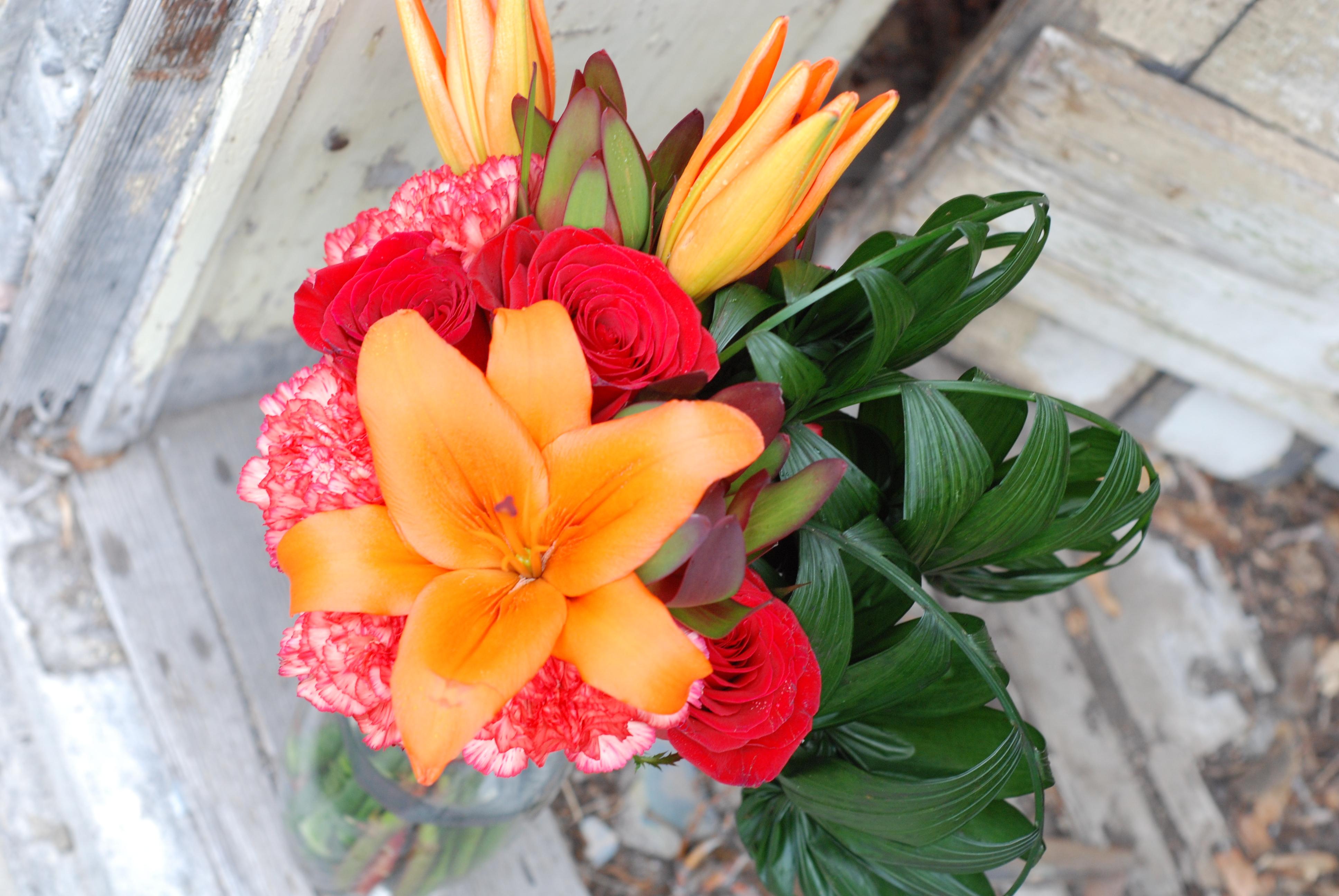 Weave Bouquet