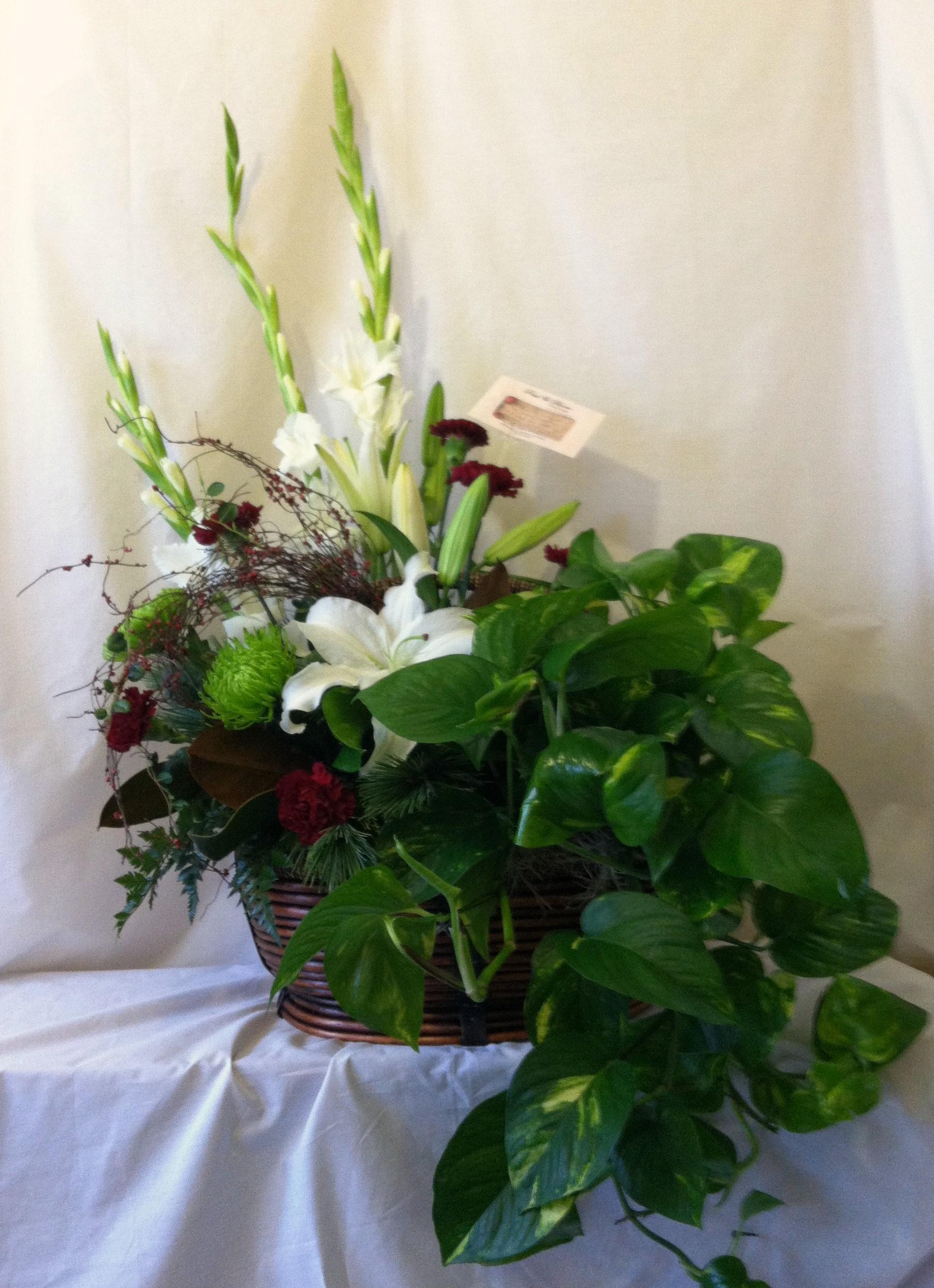 Floral Planter