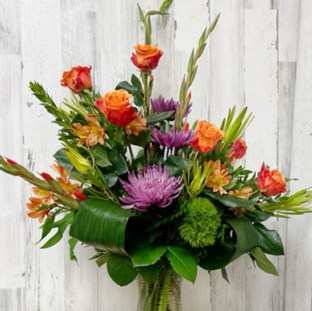Warm Textures Bouquet