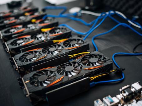 GPU Usage In Bitcoin Mining
