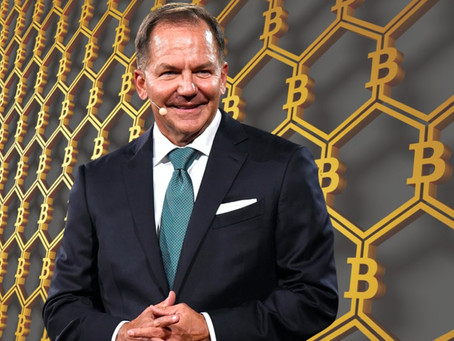 Paul Tudor Compares Investing in Bitcoin To Investing In Apple Early