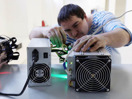 Bitcoin Mining At Home Is Making A Comeback