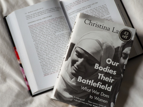 Our Bodies Their, Battlefields by Christina Lamb