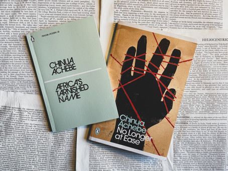 Fiction and Non-Fiction by Chinua Achebe