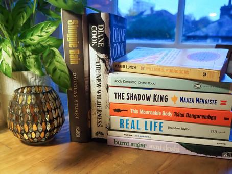 My November Reading List