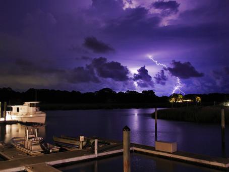 A Kite, A Key & A Thunderstorm