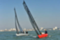 Class 2M Voilier, Day-boat, Racer, North Sails, Quillard, Class 2M, Naval Force 3