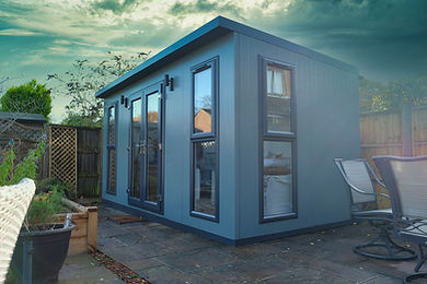 Garden Offices, Garages, Lean To's, Garden Rooms - In Hampshire, UK