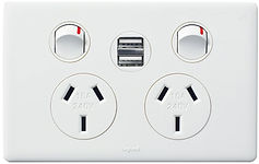 GPO powerpoint usb charger